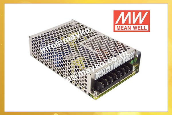 Mean well Power Supply 100วัตต์
